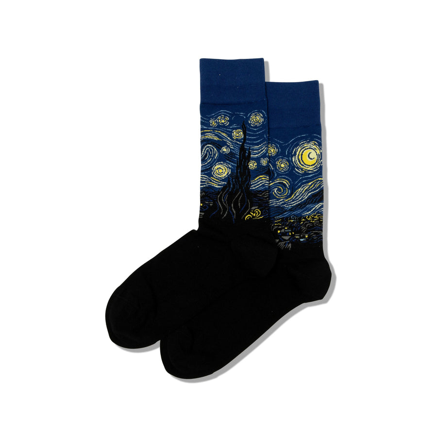 Ladies' Artist Starry Night Sock