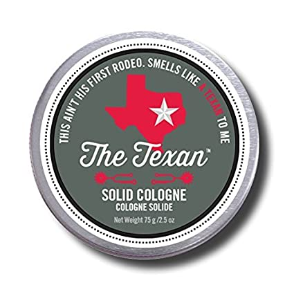 Men's Cologne - The Texan