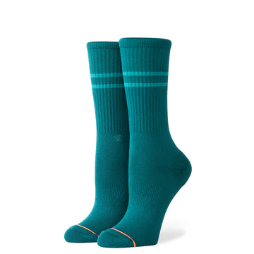 Women's Vitality Sock - Green S