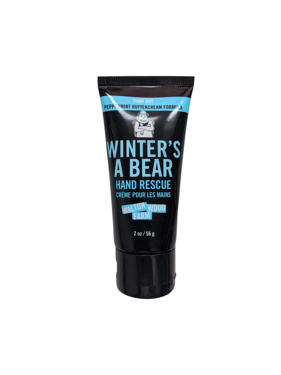 2 oz Hand Rescue - Winter's a Bear