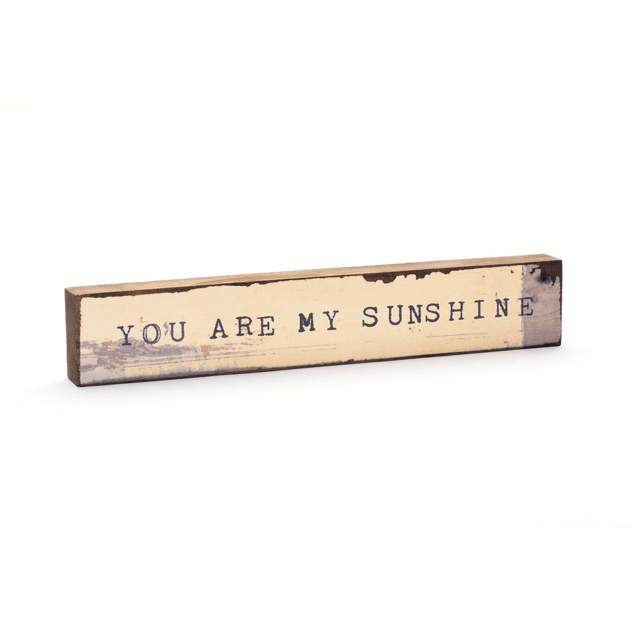 Timber Bits - You Are My Sunshine