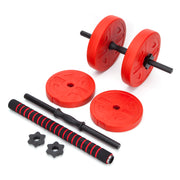 Gallant Sport 20kg Red 2 in 1 Dumbbell Set