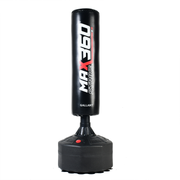 Gallant Sport 6ft Black Heavy Free-Standing Max360 Punchbag