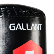 Gallant Sport 5.5ft Black Free-Standing Punchbag with Target