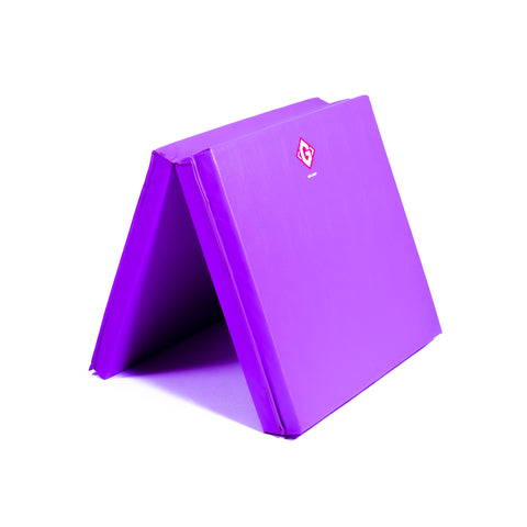 Gallant Sport Purple Tri-Fold 50mm Gymnastics Mat