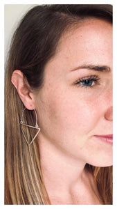 The Alise Earring- Sterling Silver