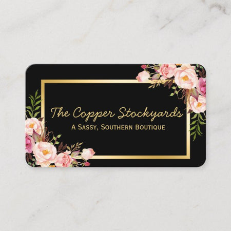The Copper Stockyards Boutique