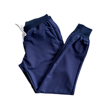 Load image into Gallery viewer, Buy Sistasaidso+ Women's 2.0 Jogger Scrub Pants (French Navy) Online - Sistasaidso+