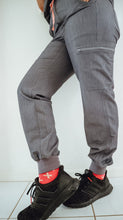 Load image into Gallery viewer, Buy Sistasaidso+ Unisex Jogger Scrub Pants (Shadow Grey) Online - Sistasaidso+