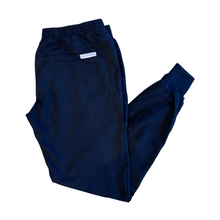 Load image into Gallery viewer, Buy Sistasaidso+ Men's Jogger Scrub Pants (Navy) Online - Sistasaidso+