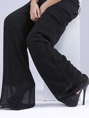 Black Women Trouser - AL-T-2011A