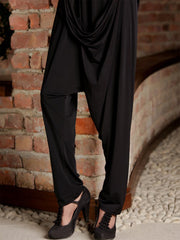 Black Women Trouser - AL-T-2015