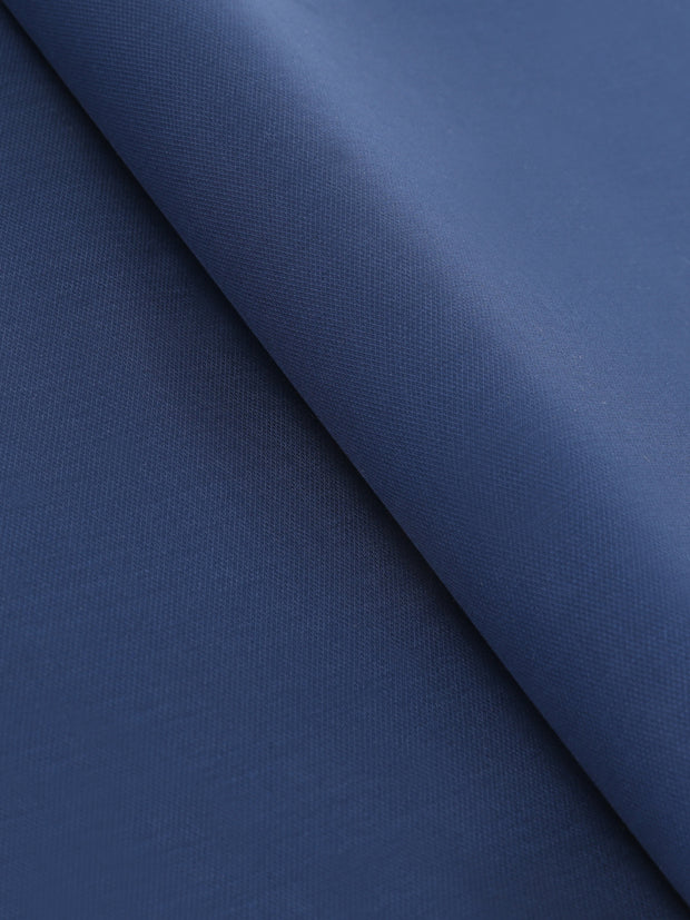 Blue Cotton Unstitched Fabric - Maharaja-836-1F