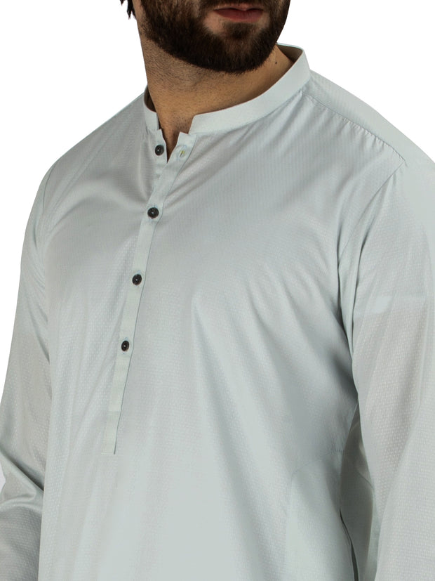 Light Green Kurta - AL-K-868