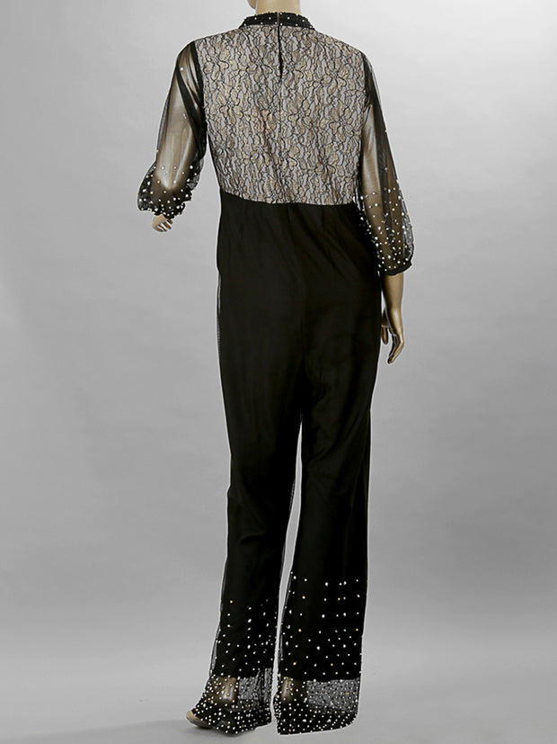 Black Women Trouser - SKT-012
