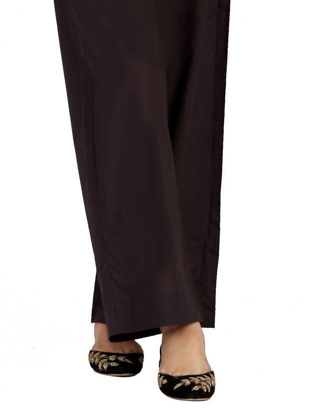 Grey Cotton Trouser - AL-T-414B