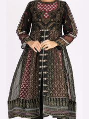 Black 2 Piece Stitched - LKS-683