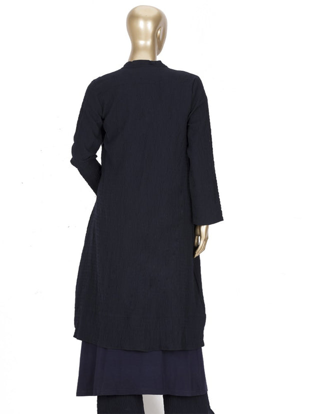 Dark Blue Women Top - LCT-2004C