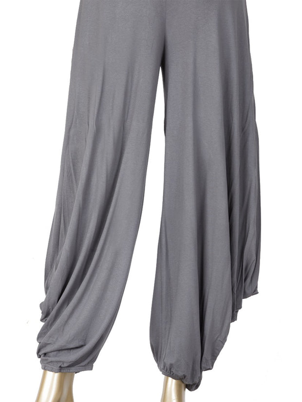 Grey Women Trouser - AL-T-2006B