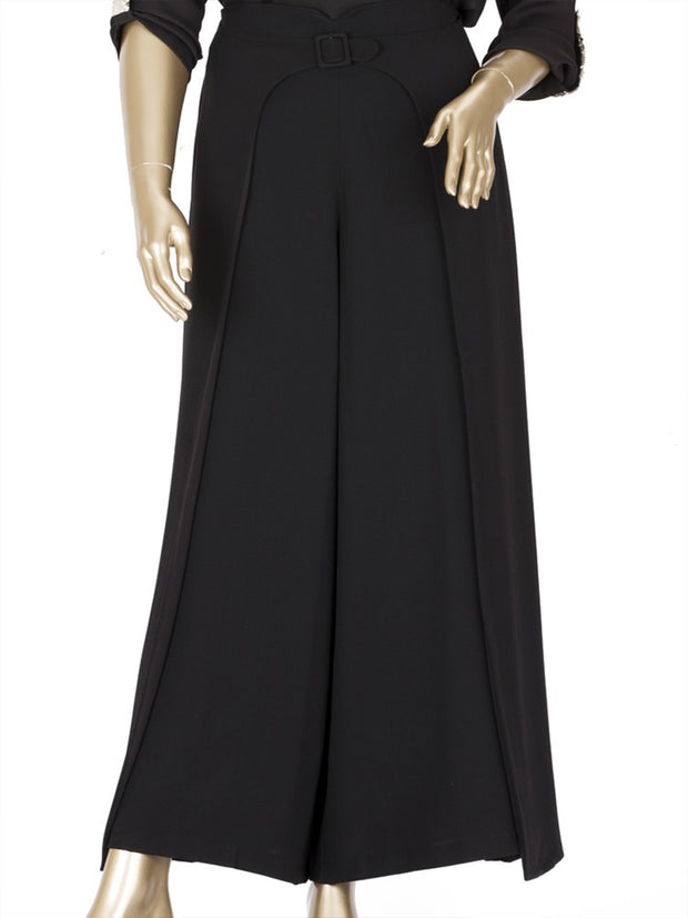 Black Women Trouser - AL-T-2025