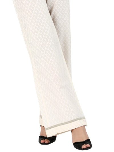 Off White Women Trouser - AL-T-391