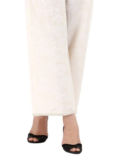Off White Women Trouser - AL-T-393