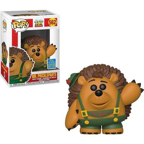 Disney : Mr. Pricklepants (SDCC) Shared Exclusive FUNKO