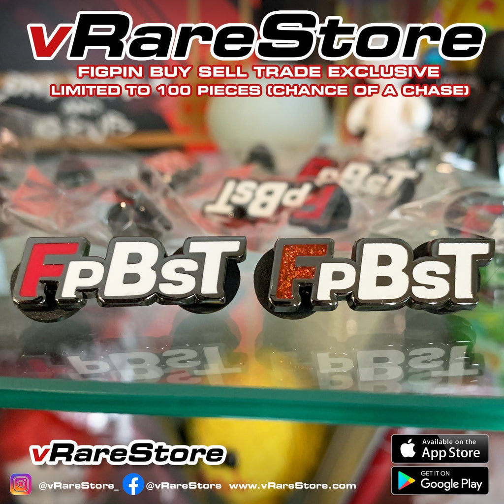 FPBST  : FiGPiN BST Exclusive vRare Variant (Chance of Chase) vRareStore