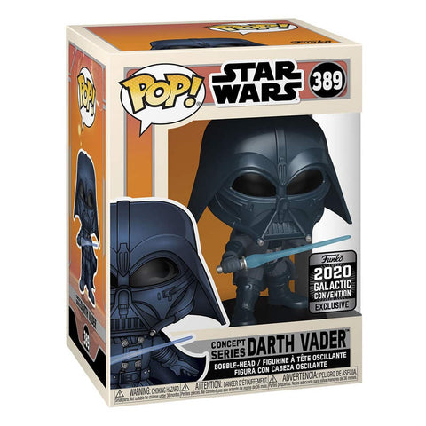 Star Wars : Darth Vader Concept Series Shared Exclusive