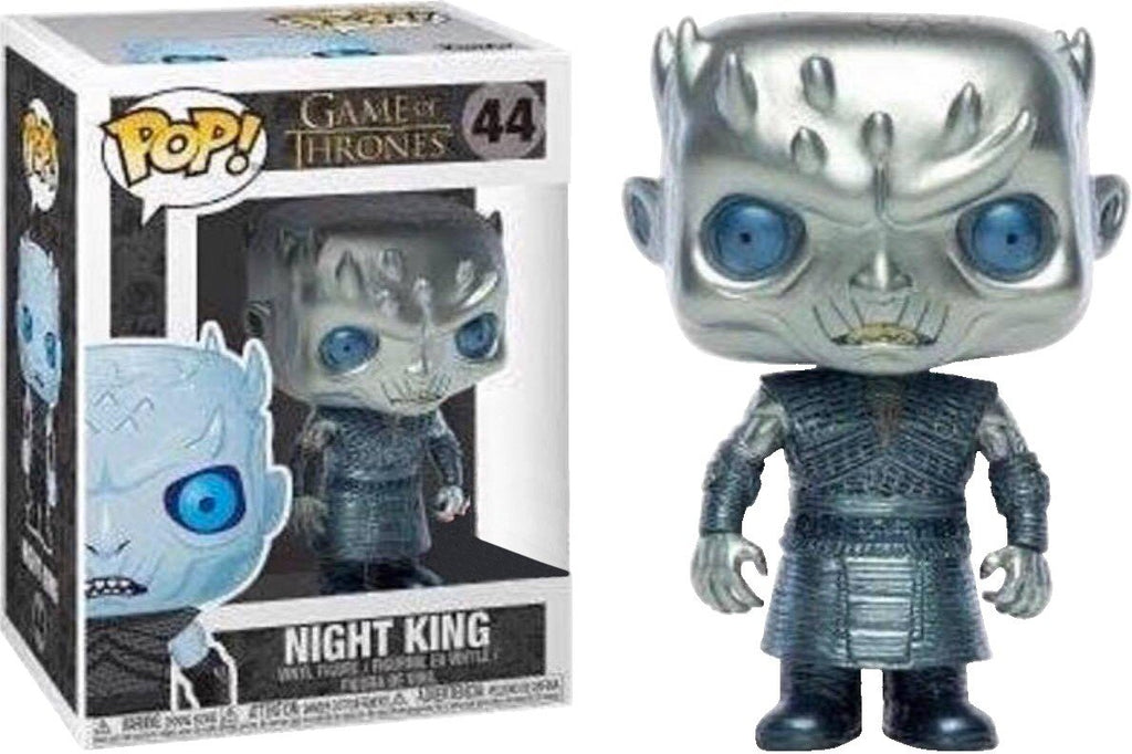 GOT : (Metallic) Night King #44 Specialty Edition Sticker Exclusive FUNKO