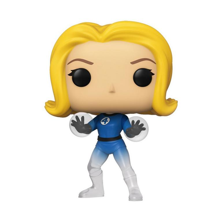 Marvel : Invisible Girl Gamestop Exclusive FUNKO