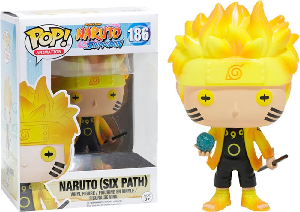 Naruto : Naruto (Six Path) GITD Exclusive FUNKO
