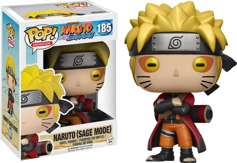 Naruto : Sage Mode Exclusive FUNKO