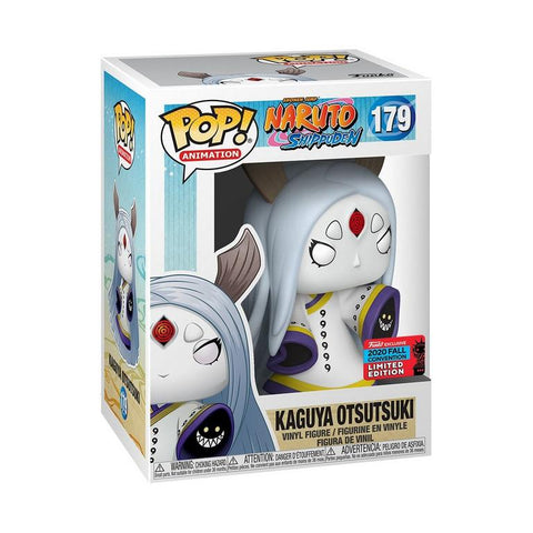 Naruto : Kaguya Otsutsuki Fall Convention NYCC 2020 Exclusive