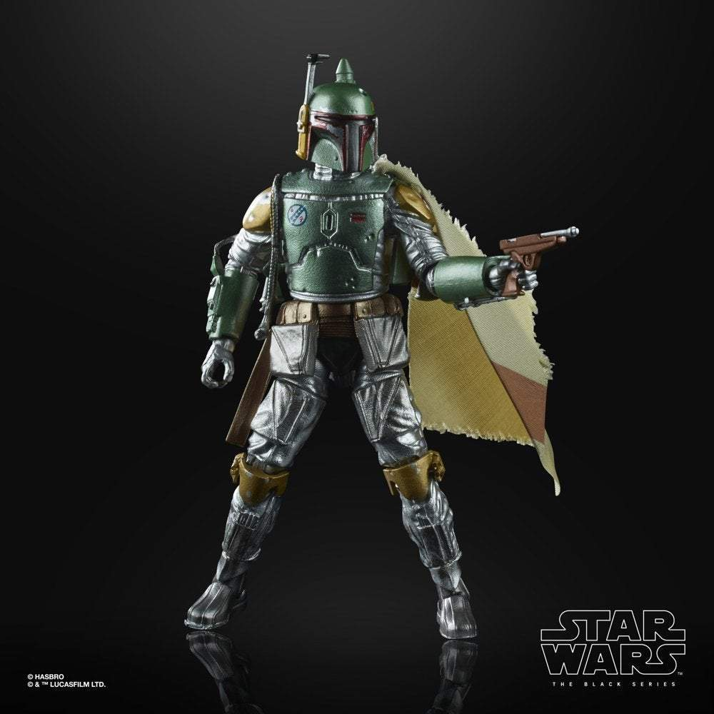 Star Wars TBS : Carbonized Boba Fett 6 Inch Action Figure The Black Series
