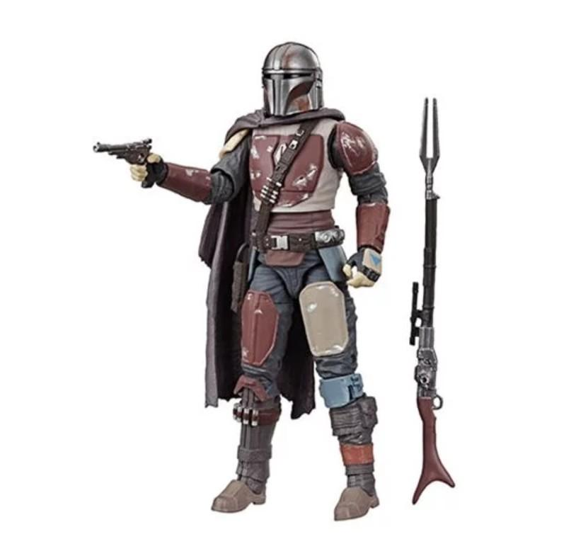 Star Wars TBS : Mandalorian 6 Inch Action Figure vRareStore