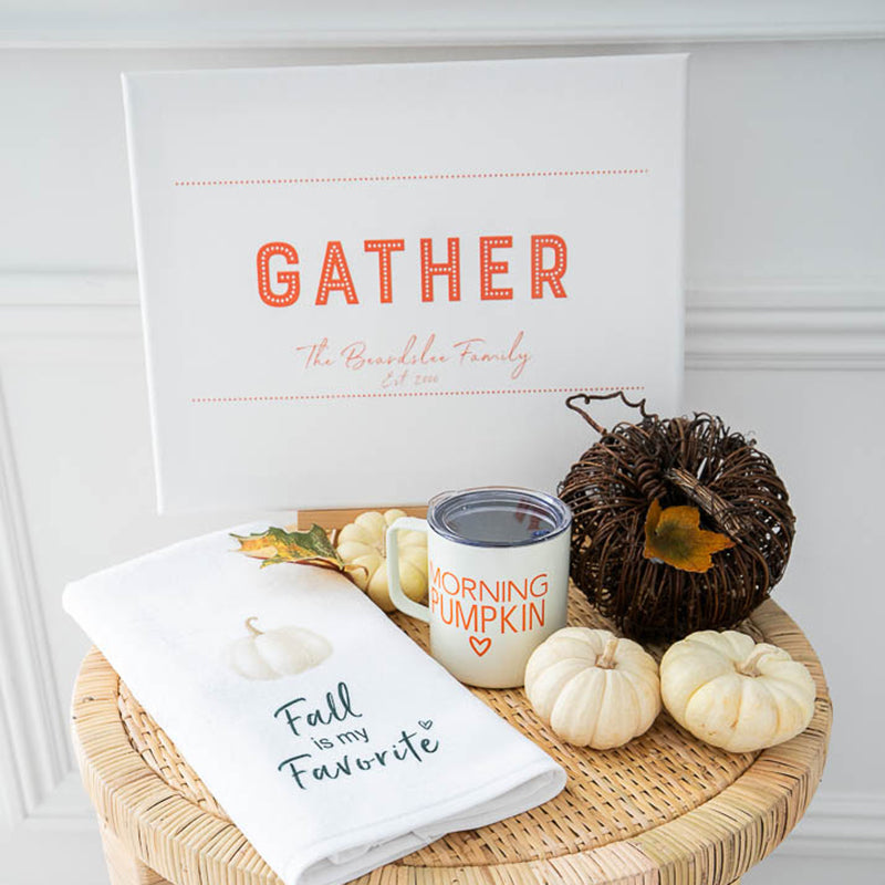 Canvas Personalized - Gather