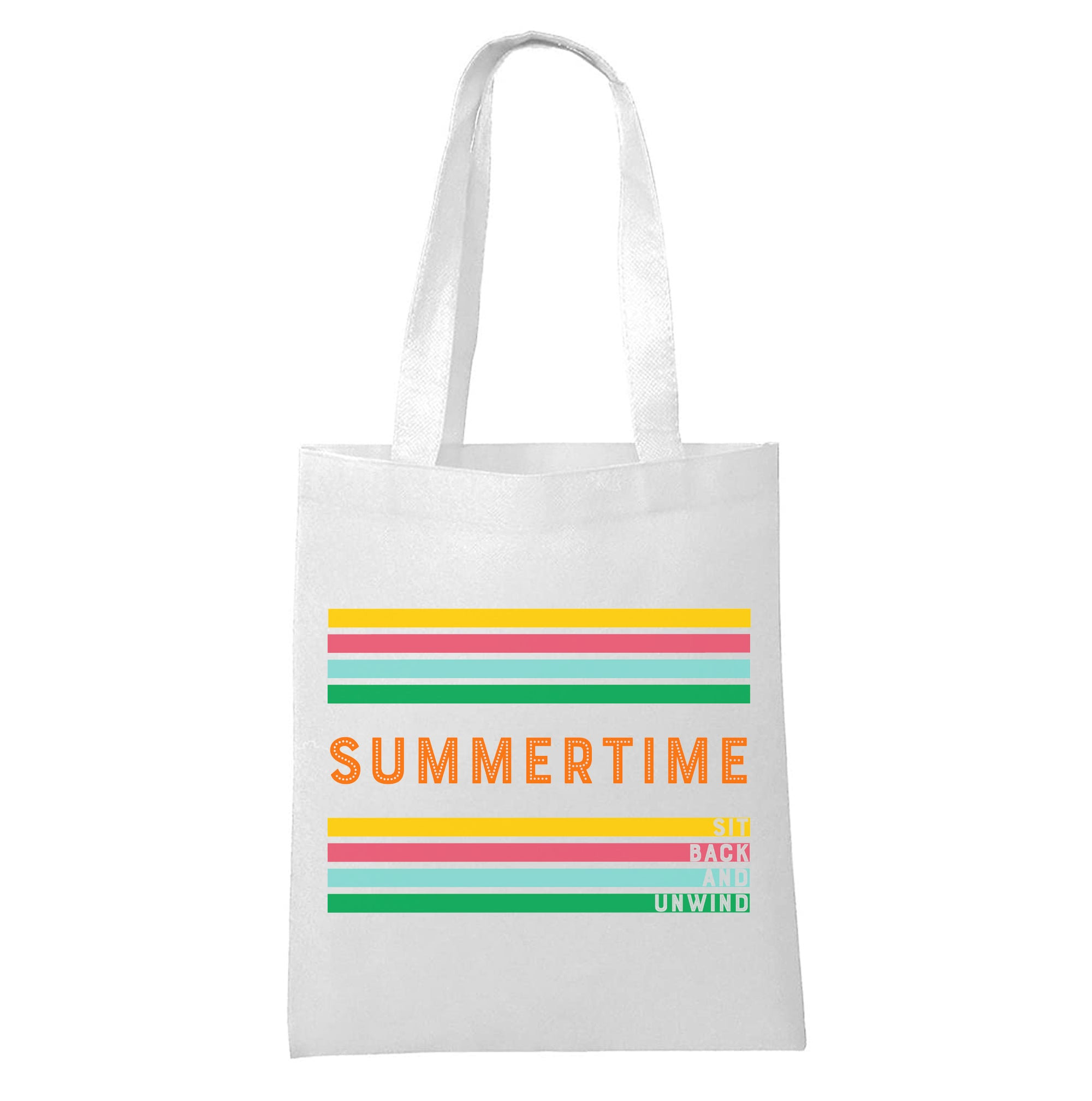 Market Tote - Summertime