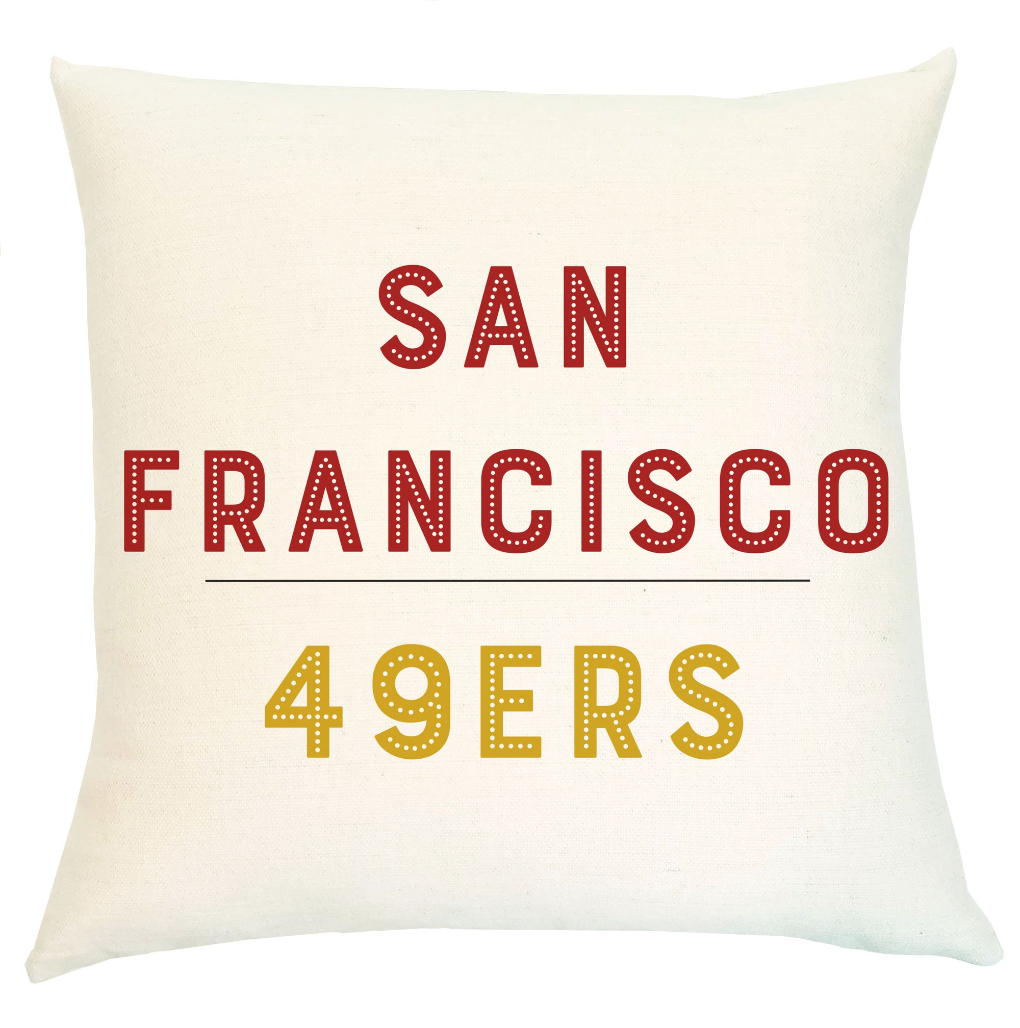 Pillow Personalized - NFL Football Team