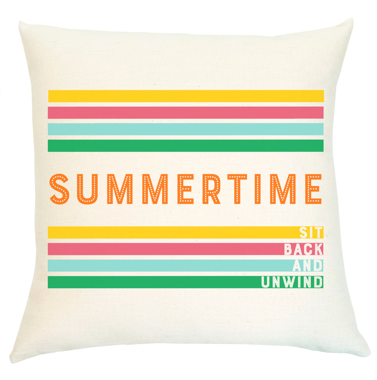 Pillow - Summertime