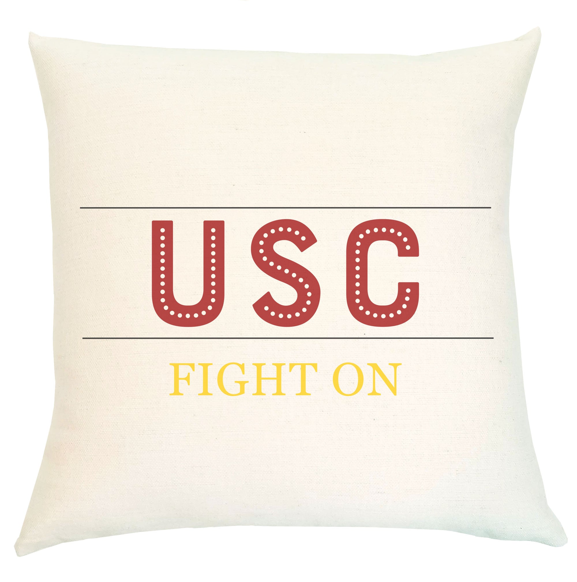 Pillow Personalized - School Colors Collegiate