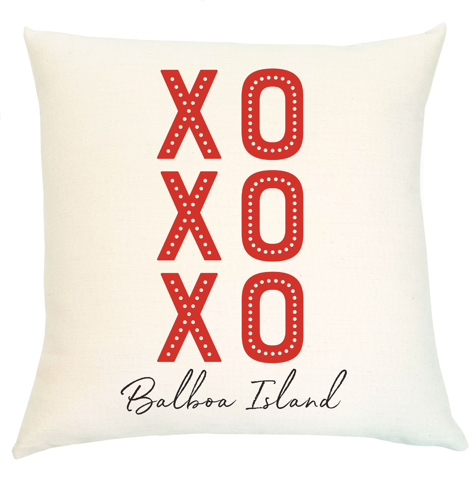 Pillow Personalized - XOXO