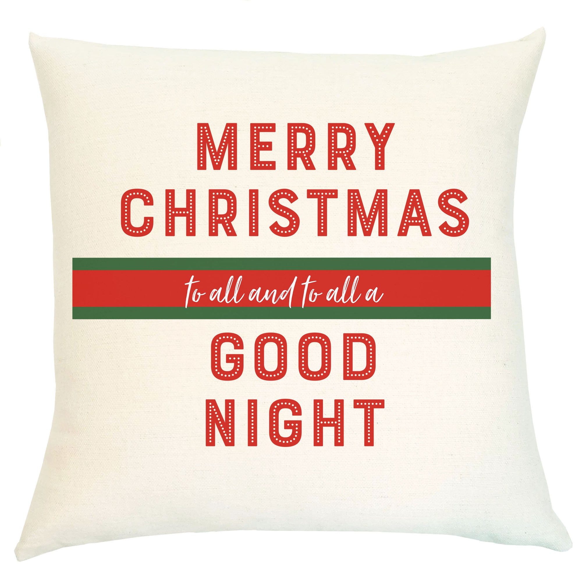 Pillow - And To All A Good Night
