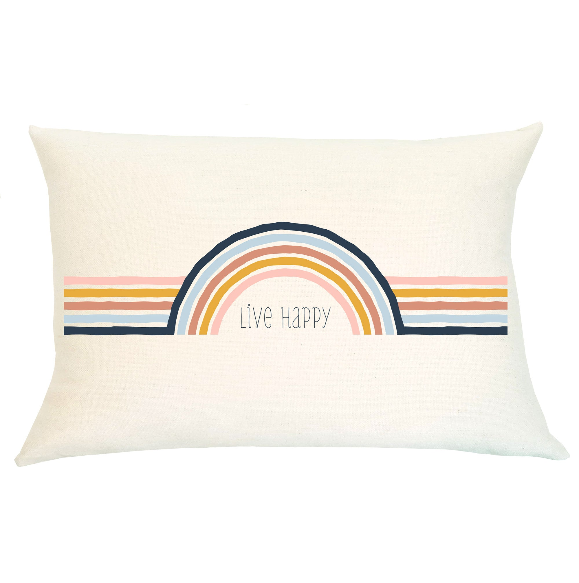 Pillow Lumbar - Live Happy - Insert Included