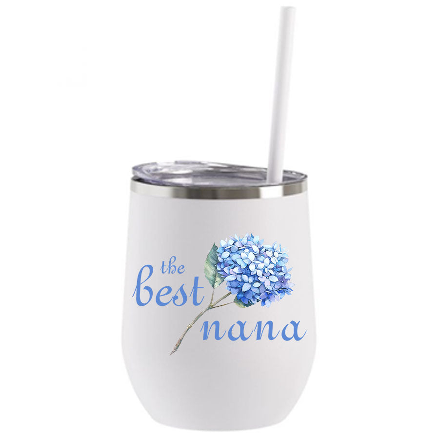 Insulated Tumbler Wine - Best Nana