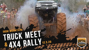 Iron Mountain 4x4 Meet and Truck Rally - BOUNTY HOLE RUN