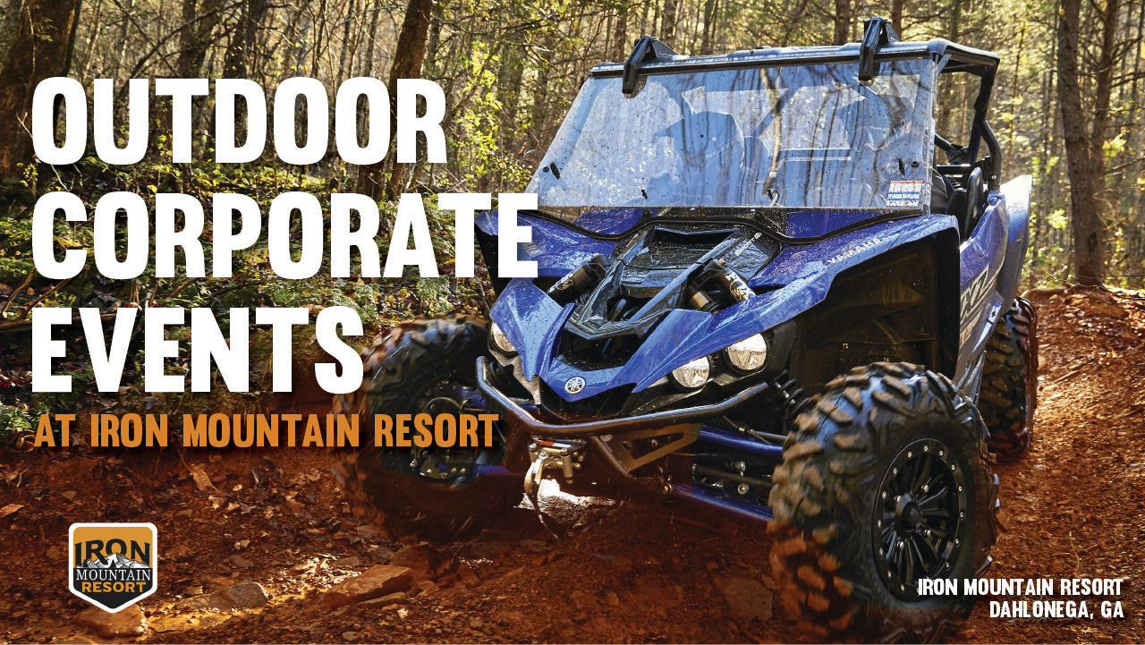 Corporate Events at Iron Mountain