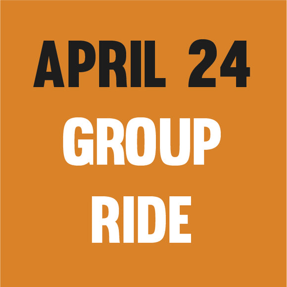 Group Ride Youth Pass