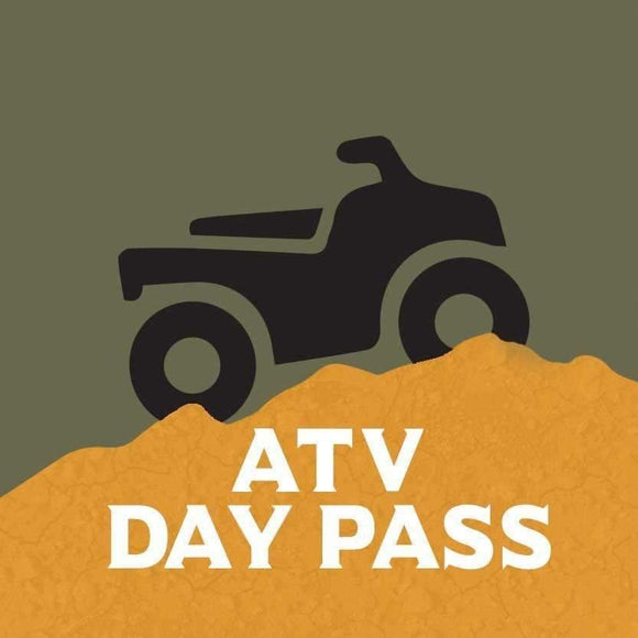 ATV/Quad Park Pass (ATV) - Iron Mountain Resort