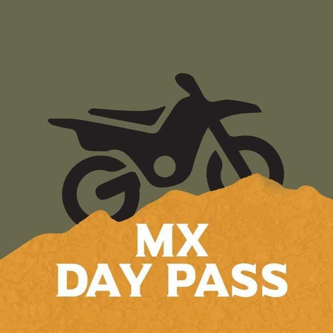 Dirt bike Park Pass (MX) - Iron Mountain Resort